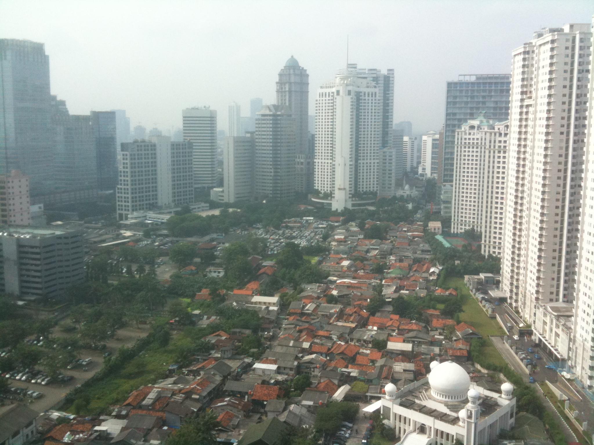 A short trip to Jakarta.
