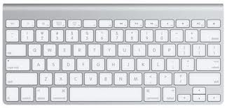 Windowsで使うApple Keyboard。